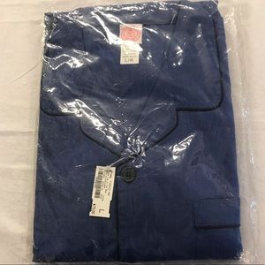 J Press Men's Pajamas, New in Size Large, Blue